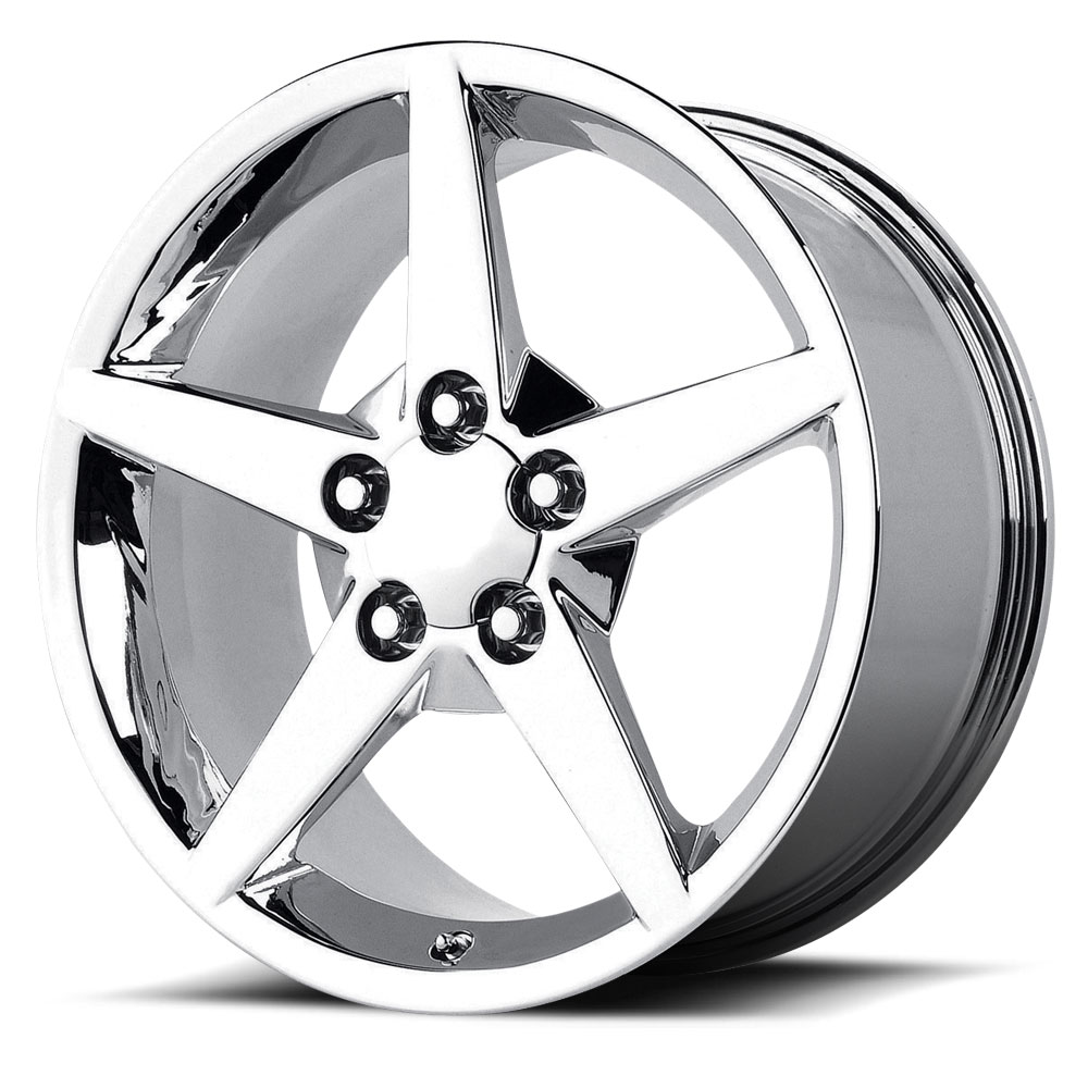 OE Creations Replica Wheels PR114 Chrome Plated