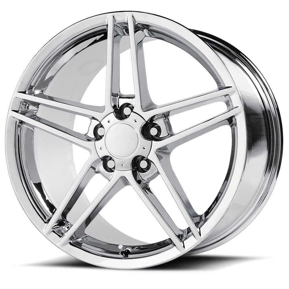 OE Creations Replica Wheels PR117 Chrome Plated
