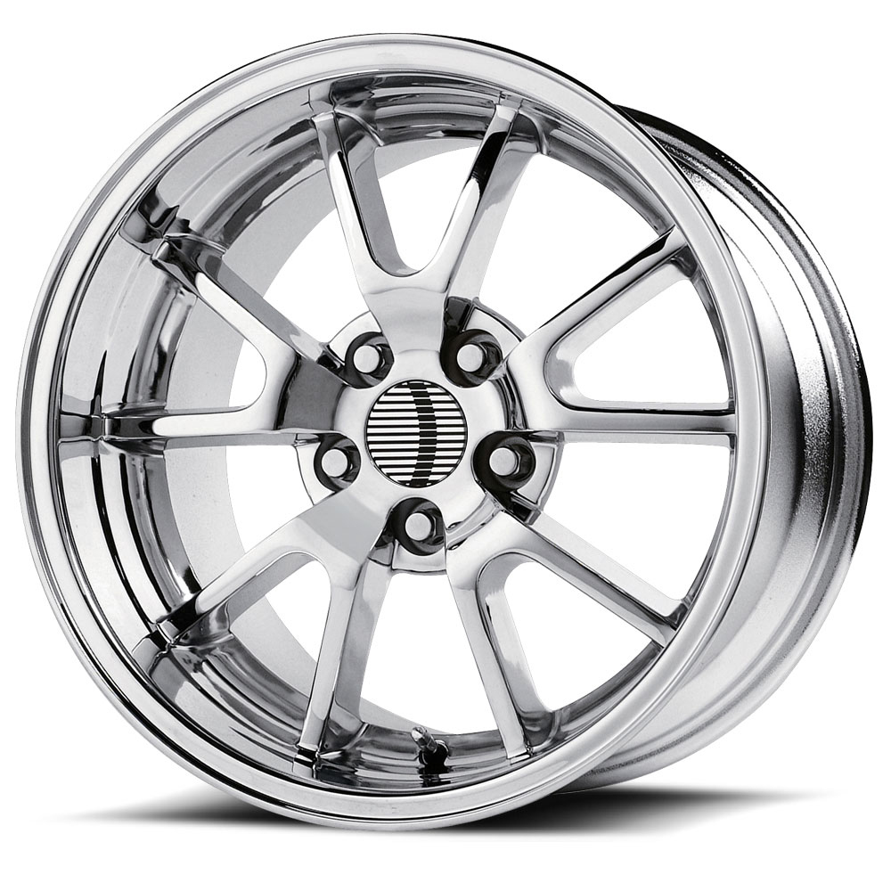 OE Creations Replica Wheels PR118 Chrome Plated