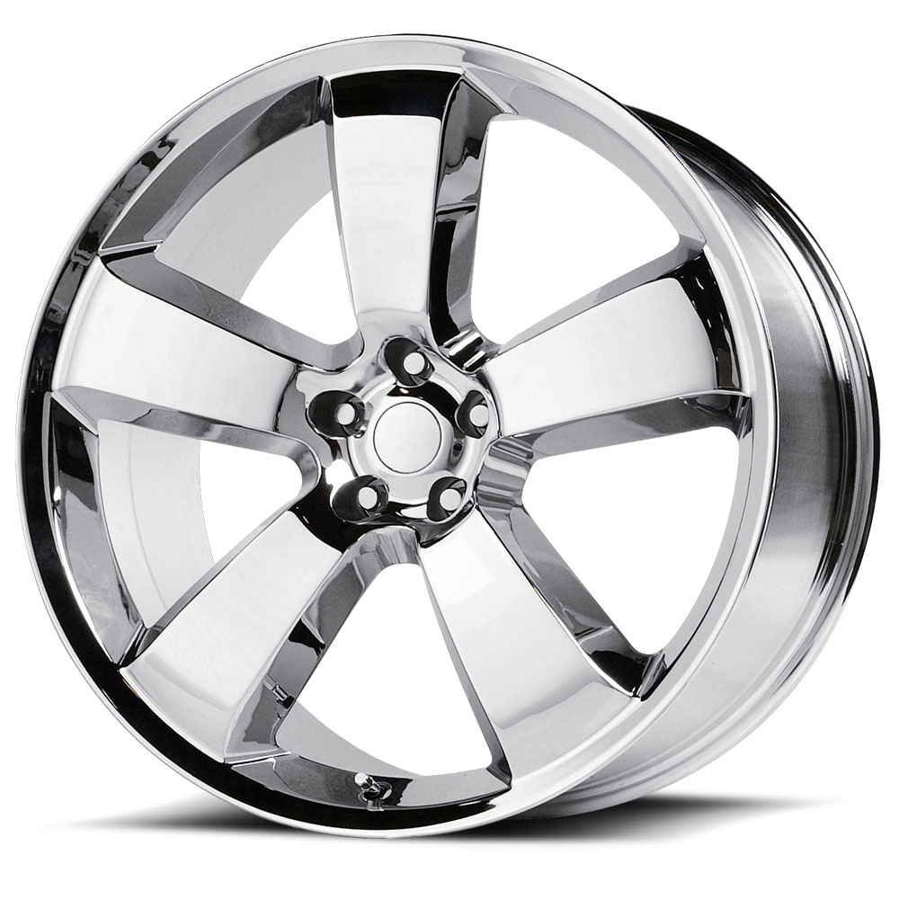 OE Creations Replica Wheels PR119 Chrome Plated