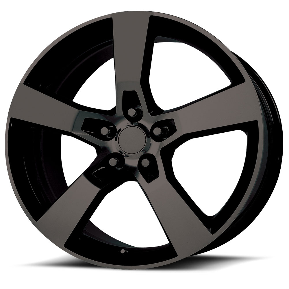 OE Creations Replica Wheels PR124 Matte Black