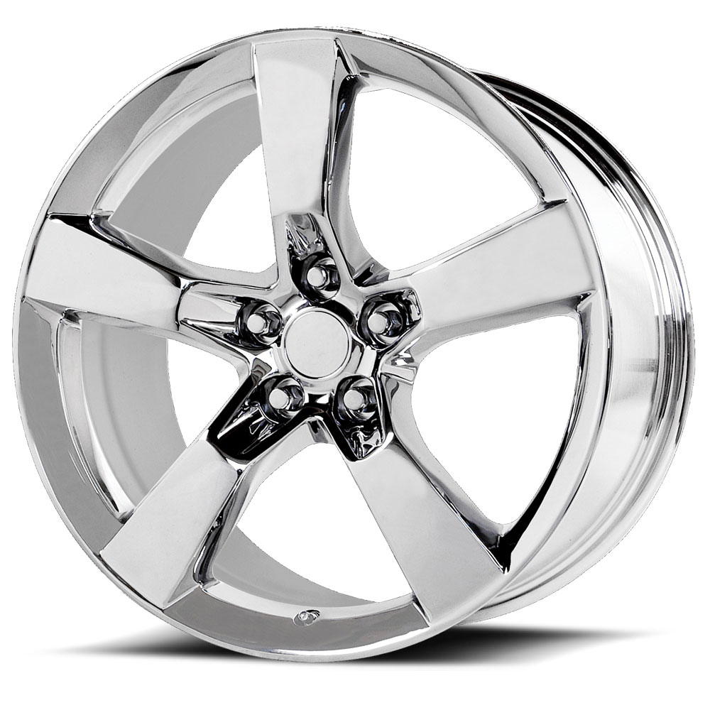 OE Creations Replica Wheels PR124 Chrome Plated