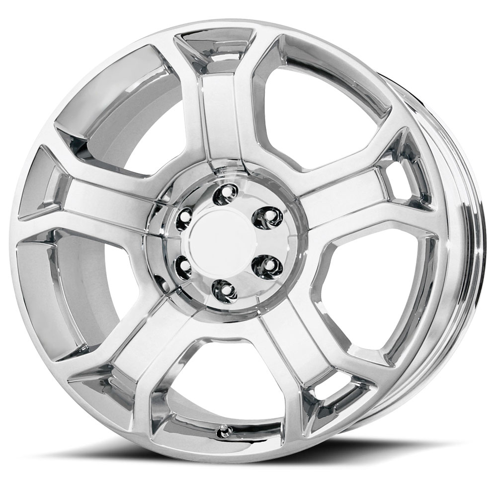 OE Creations Replica Wheels PR127 Chrome Plated