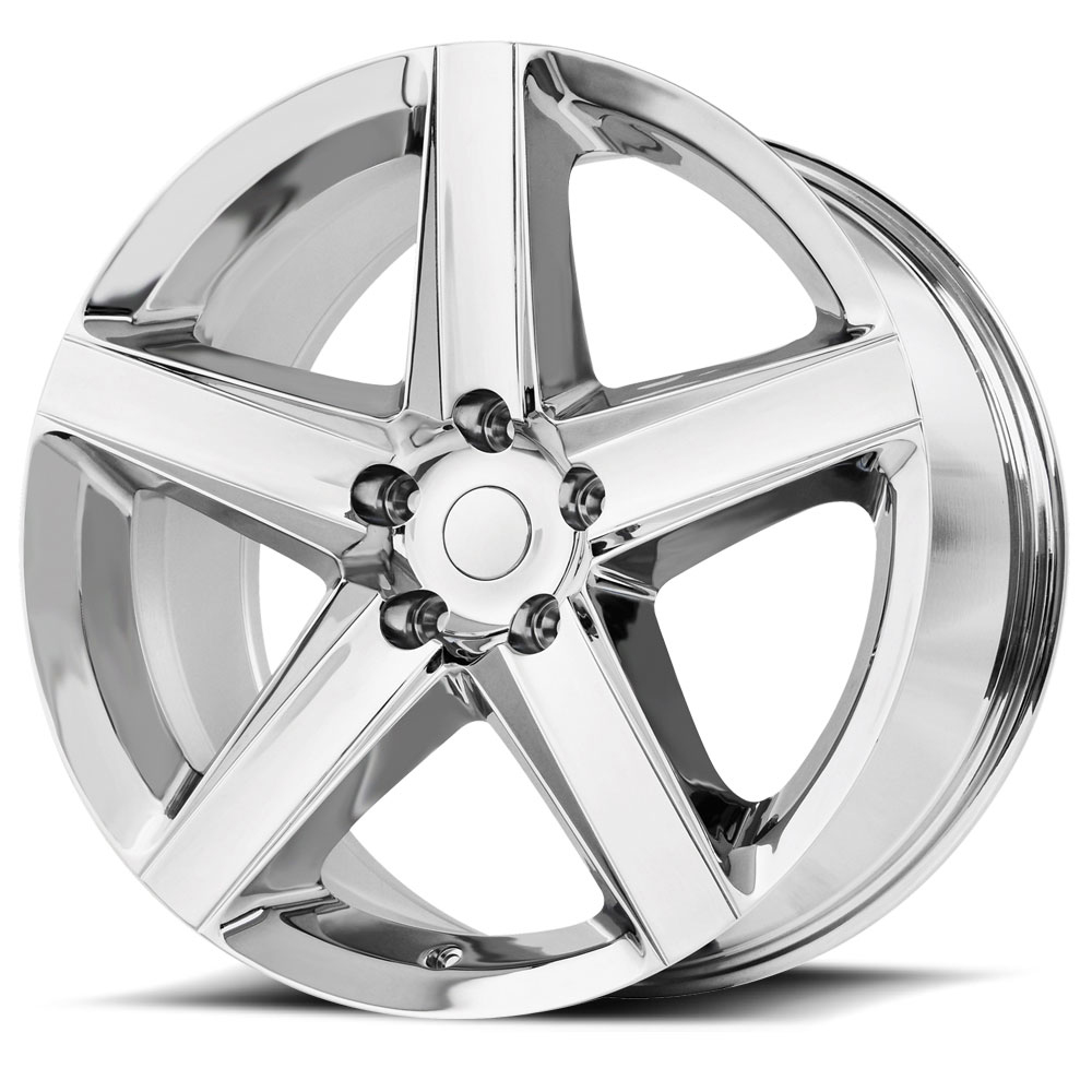 OE Creations Replica Wheels PR129 Chrome Plated