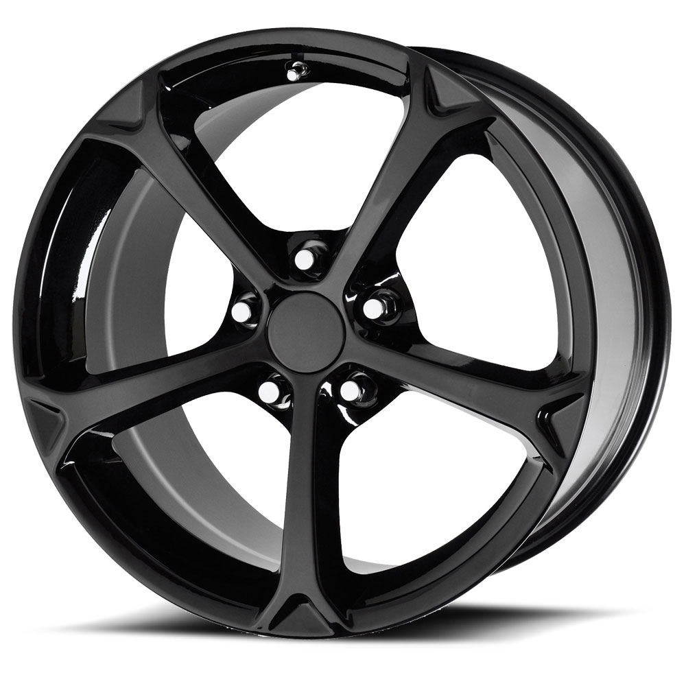 OE Creations Replica Wheels PR130 Gloss Black