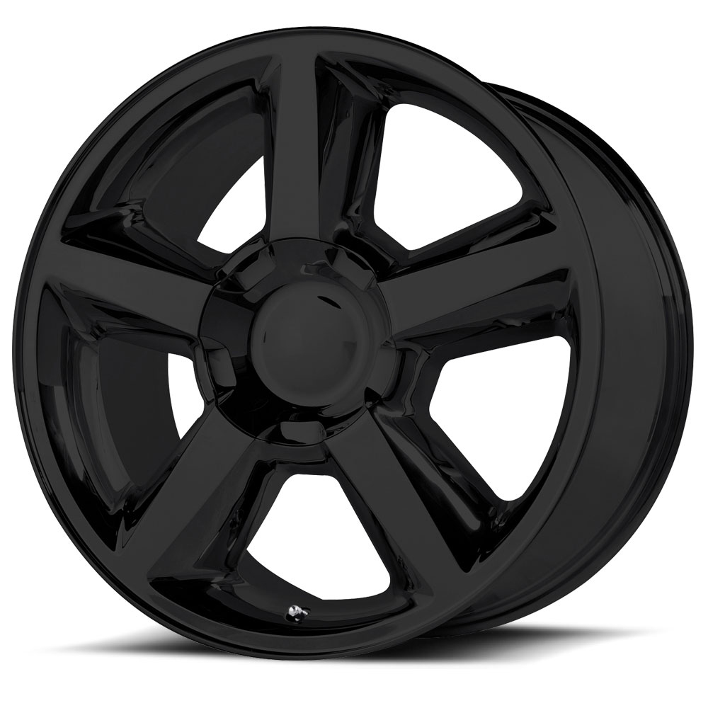 OE Creations Replica Wheels PR131 Matte Black