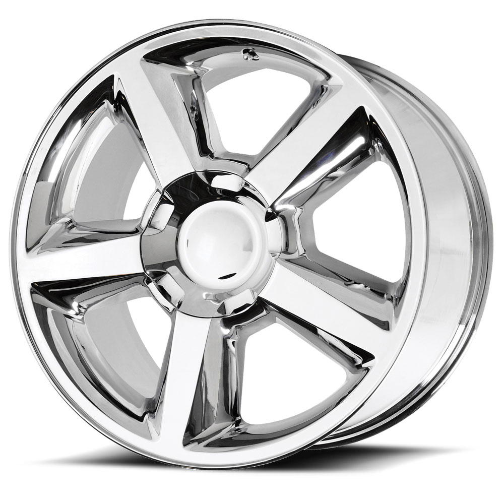 OE Creations Replica Wheels PR131 Polished with Clearcoat