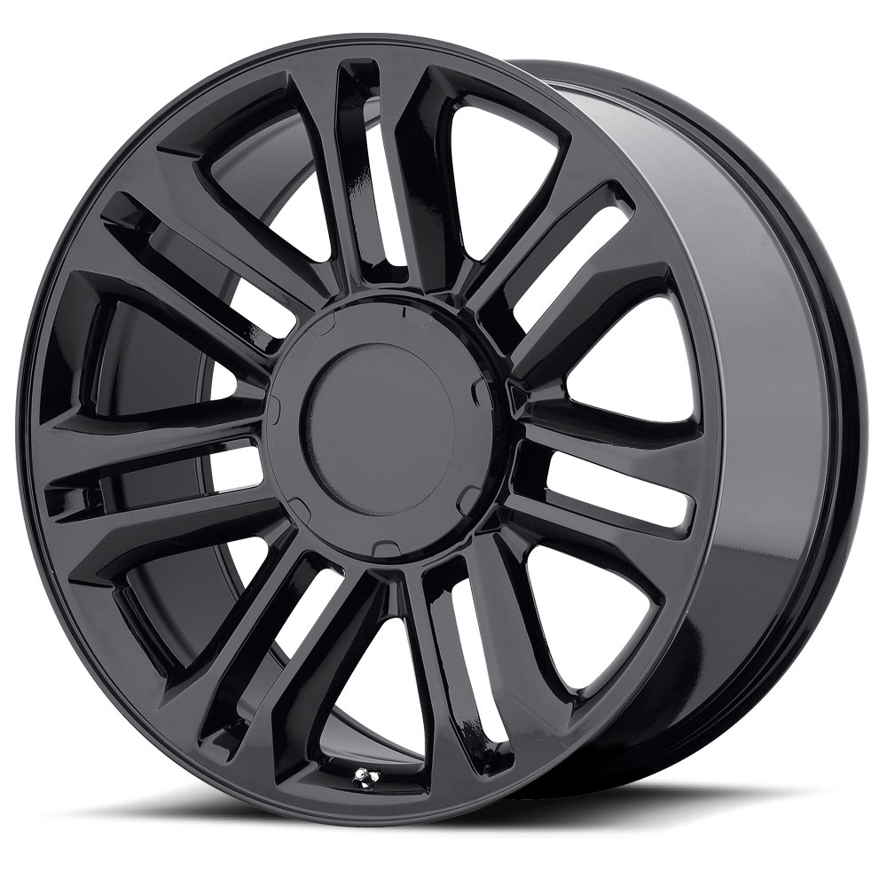 OE Creations Replica Wheels PR132 Gloss Black