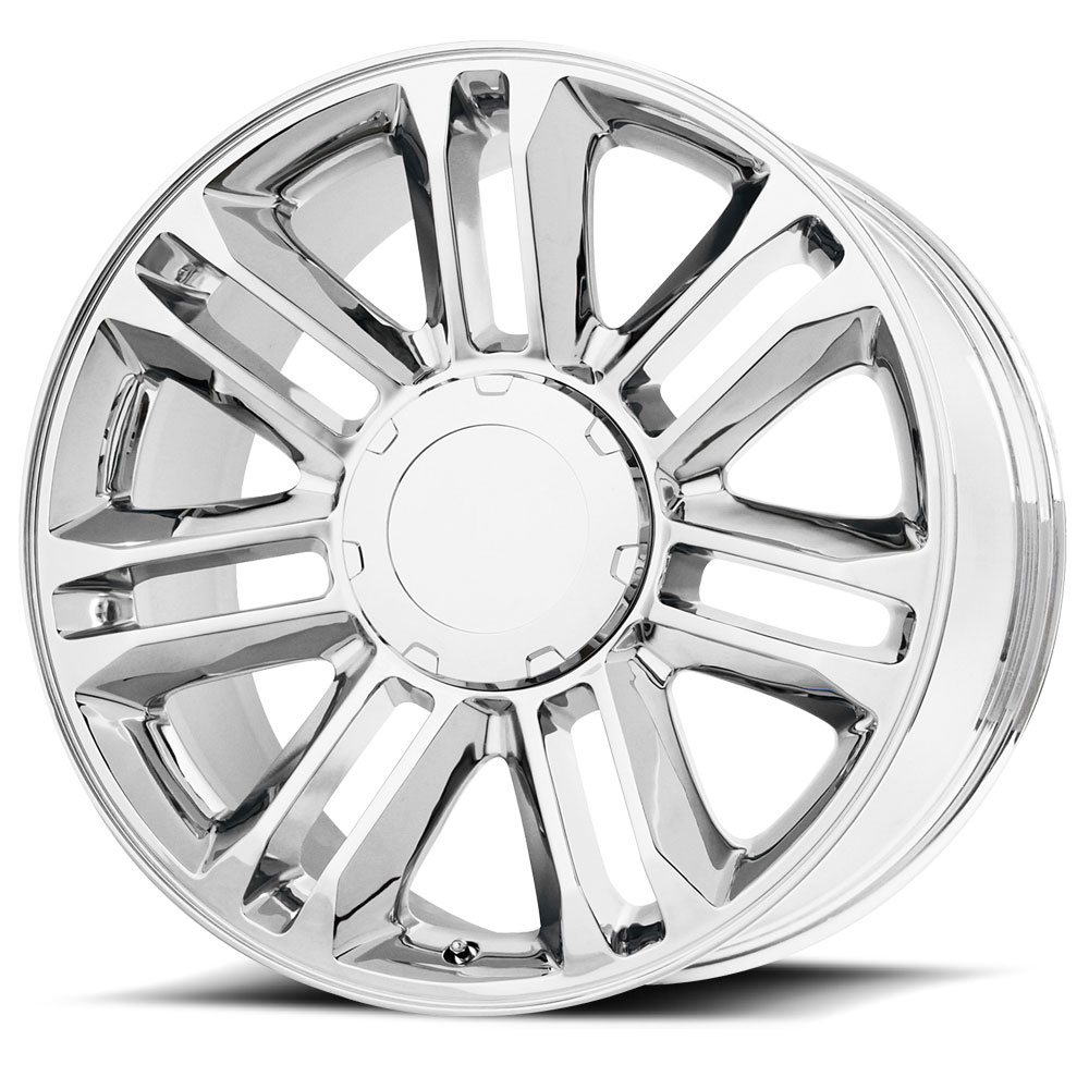 OE Creations Replica Wheels PR132 Chrome Plated
