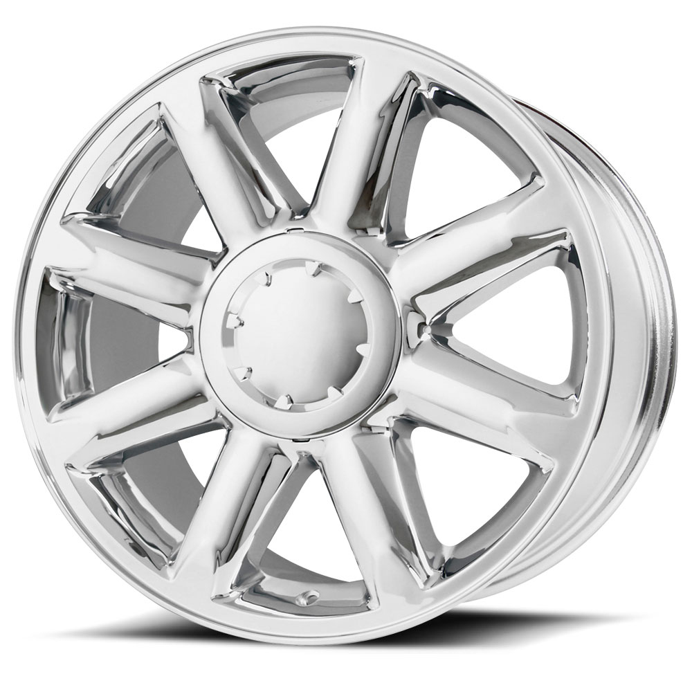 OE Creations Replica Wheels PR133 Chrome Plated