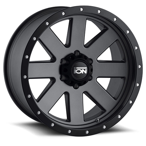 OE Creations Replica Wheels PR134 Matte Black
