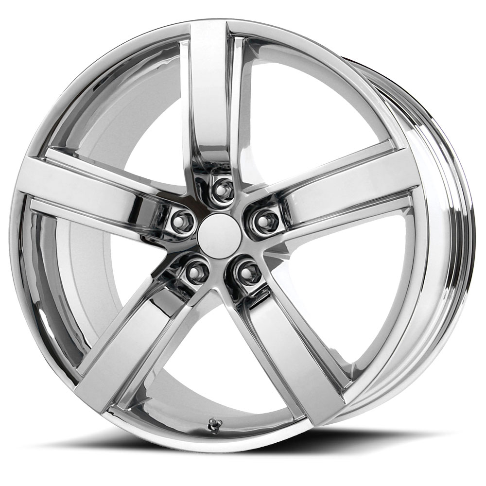 OE Creations Replica Wheels PR134 Chrome Plated