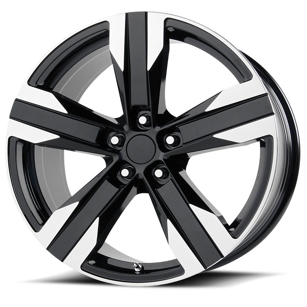 OE Creations Replica Wheels PR135 Matte Black
