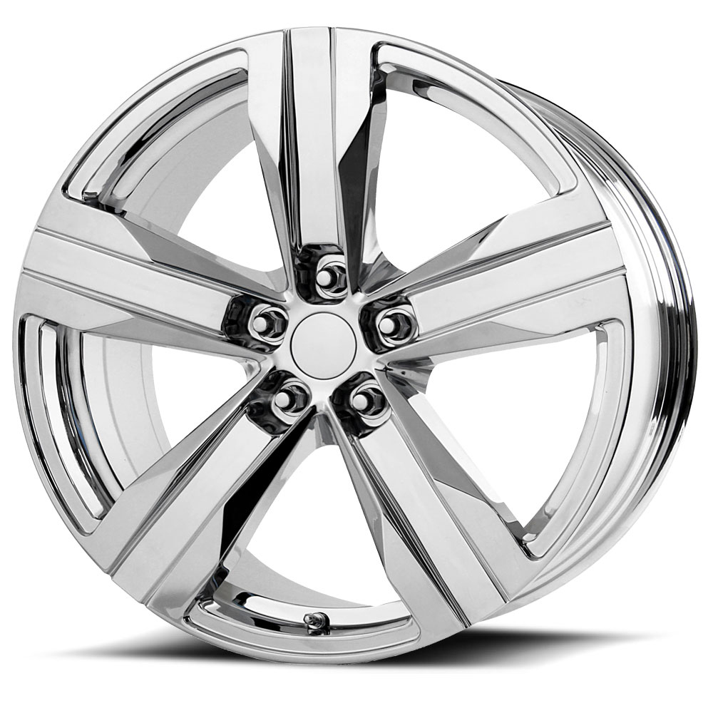 OE Creations Replica Wheels PR135 Chrome Plated