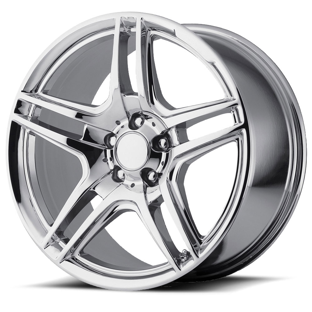 OE Creations Replica Wheels PR136 Chrome Plated