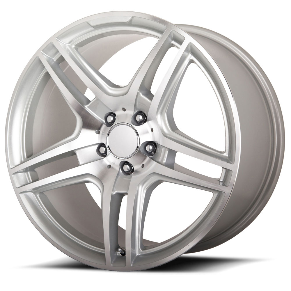 OE Creations Replica Wheels PR136 Hyper Silver