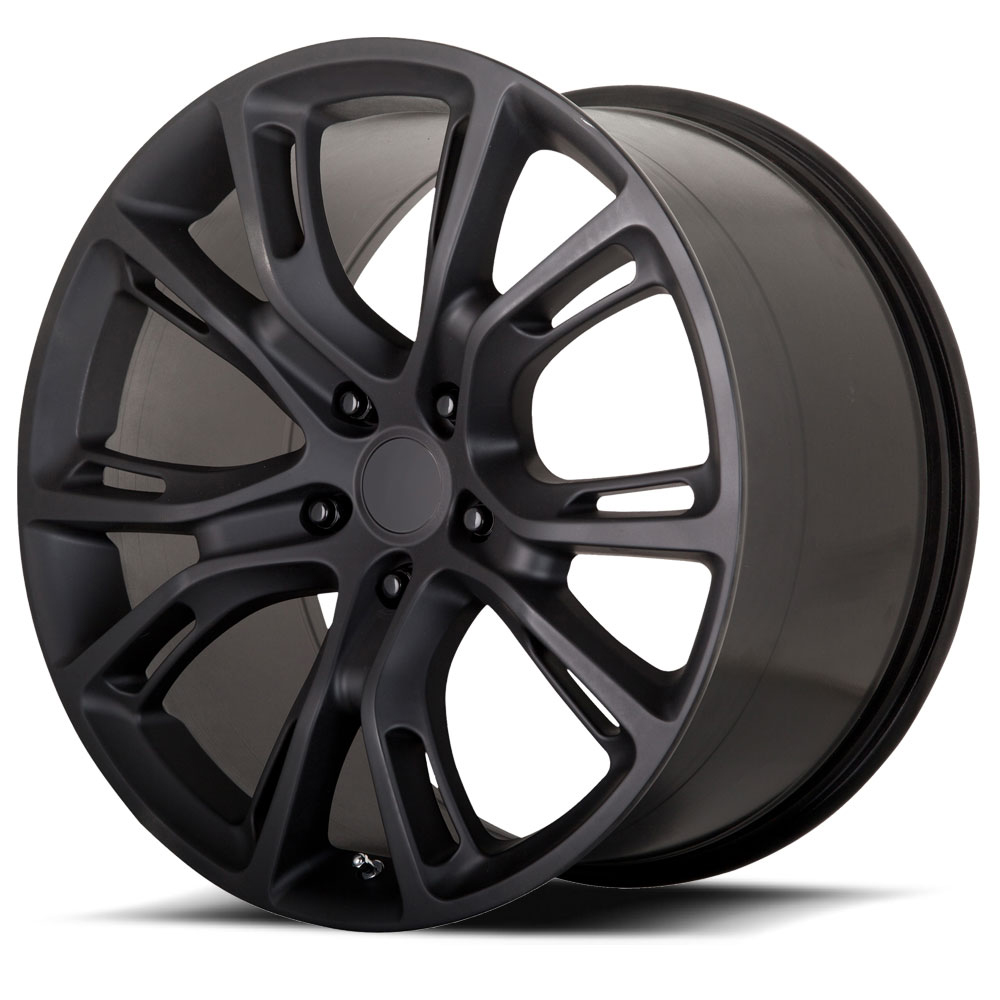 OE Creations Replica Wheels PR137 Matte Black