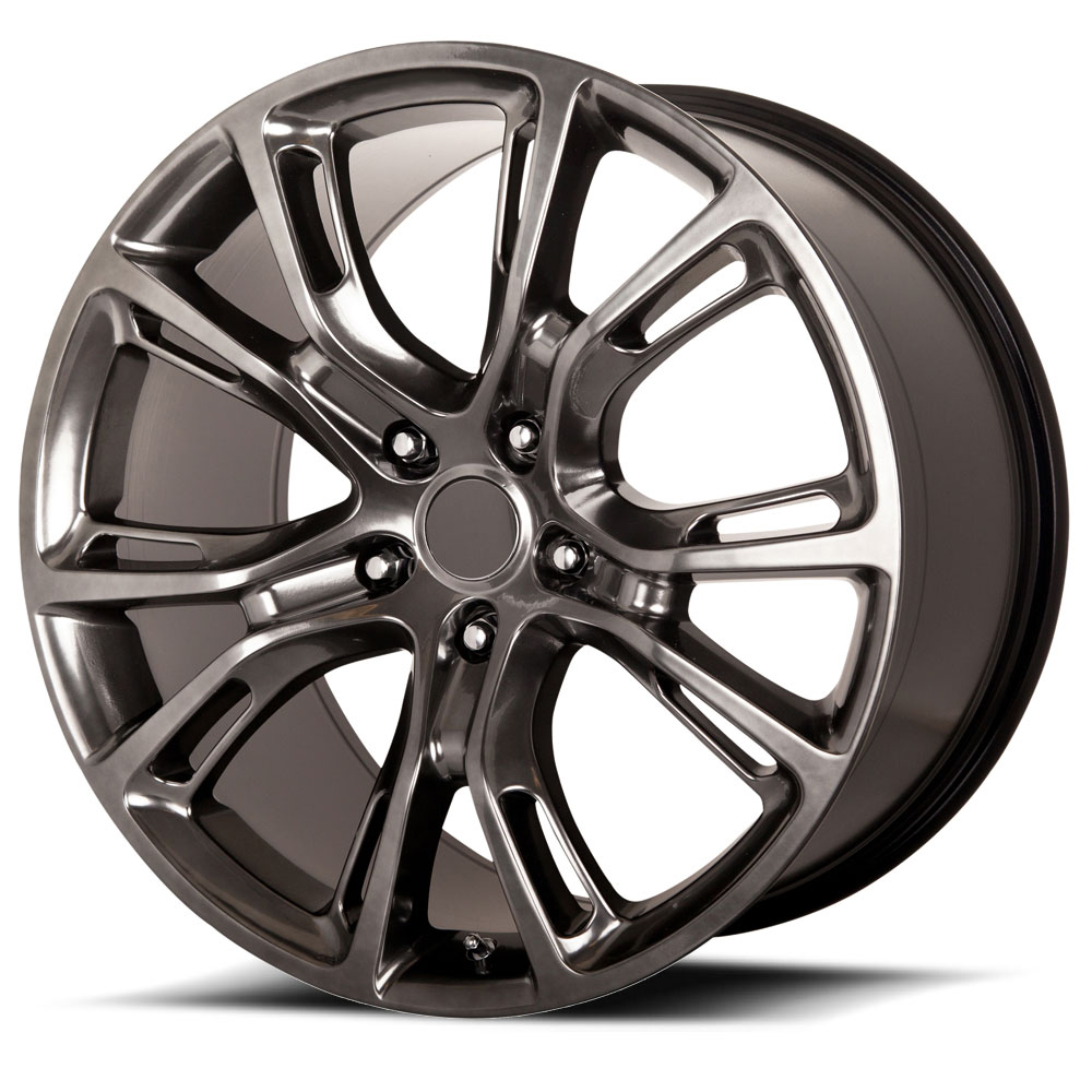 OE Creations Replica Wheels PR137 Hyper Silver Dark