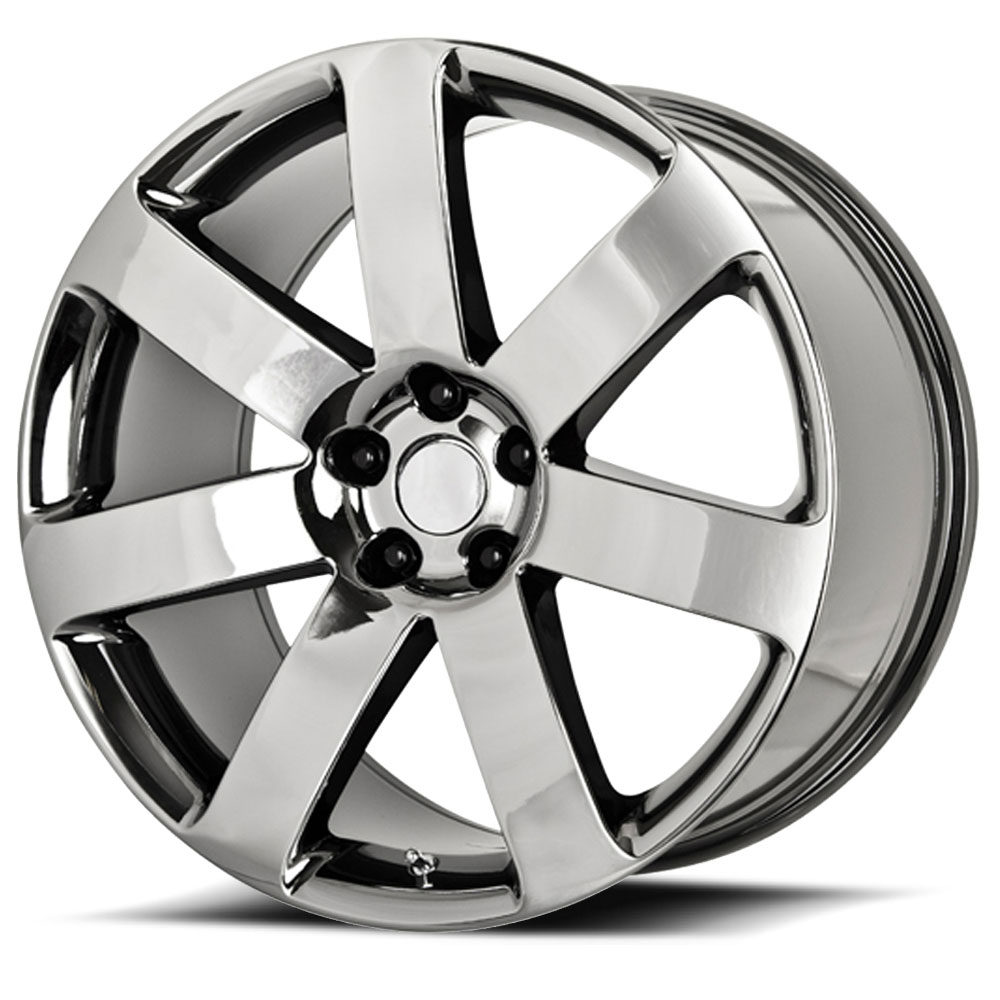 OE Creations Replica Wheels PR138 Black Chrome(PVD)