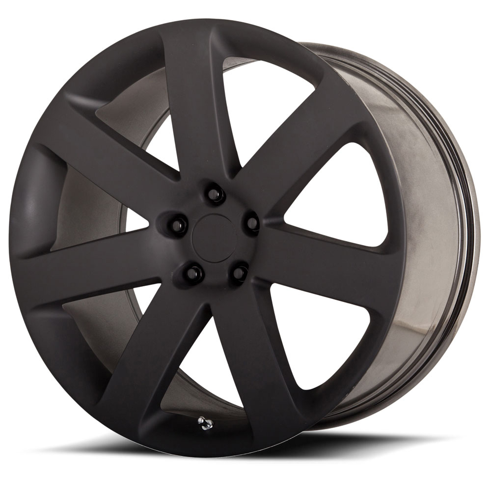 OE Creations Replica Wheels PR138 Gloss Black