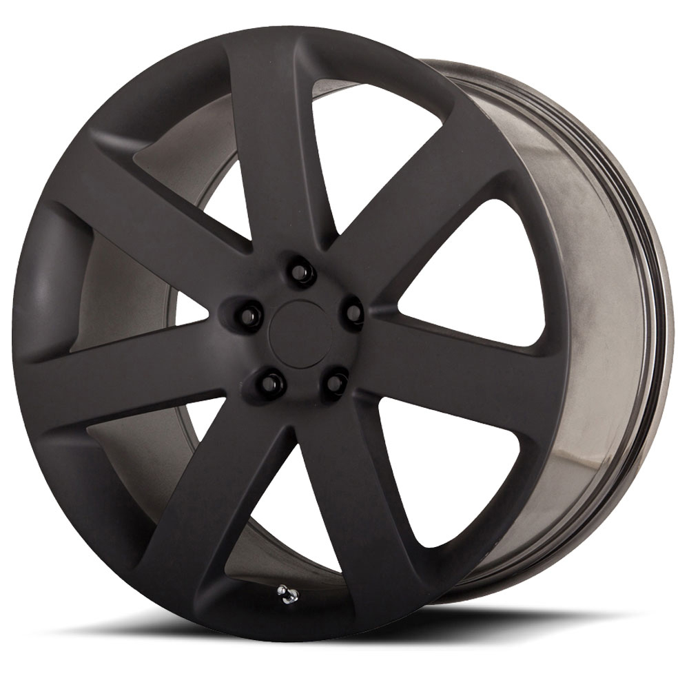 OE Creations Replica Wheels PR138 Matte Black