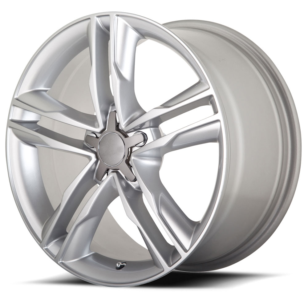 OE Creations Replica Wheels PR141 Hyper Silver