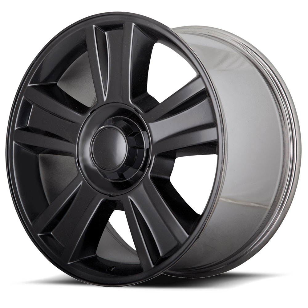 OE Creations Replica Wheels PR143 Gloss Black