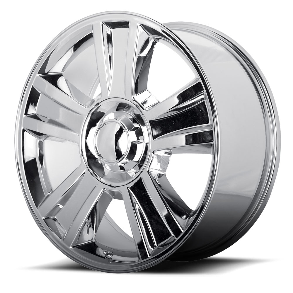 OE Creations Replica Wheels PR143 Chrome Plated