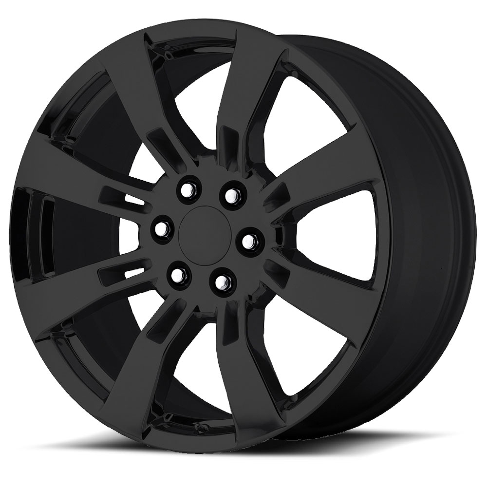 OE Creations Replica Wheels PR144 Gloss Black