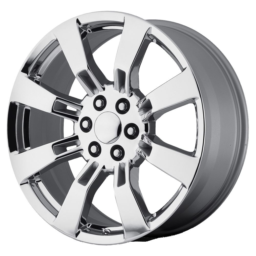 OE Creations Replica Wheels PR144 Chrome Plated