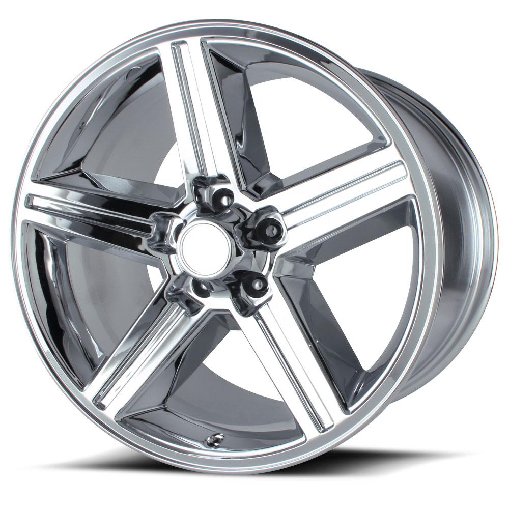 OE Creations Replica Wheels PR148 Chrome Plated