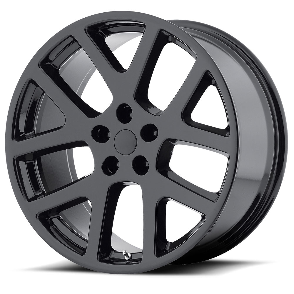 OE Creations Replica Wheels PR149 Gloss Black With Clearcoat