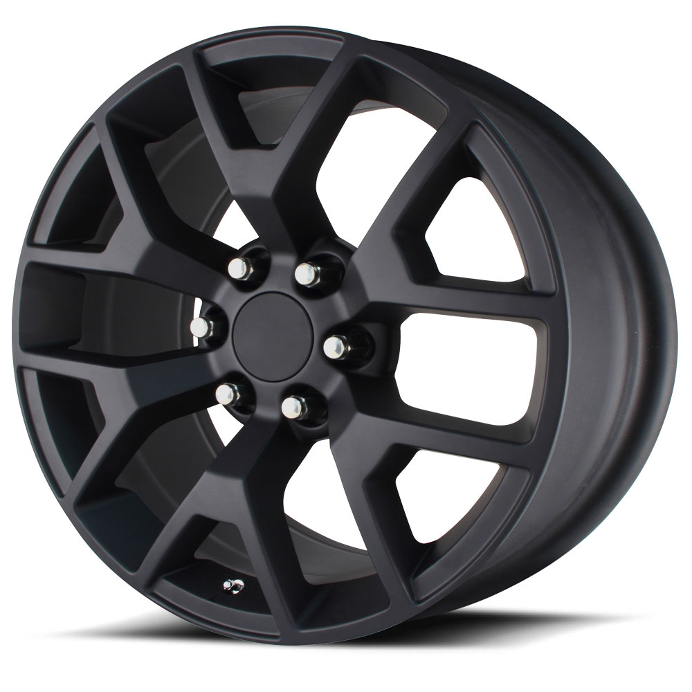 OE Creations Replica Wheels PR150 Matte Black