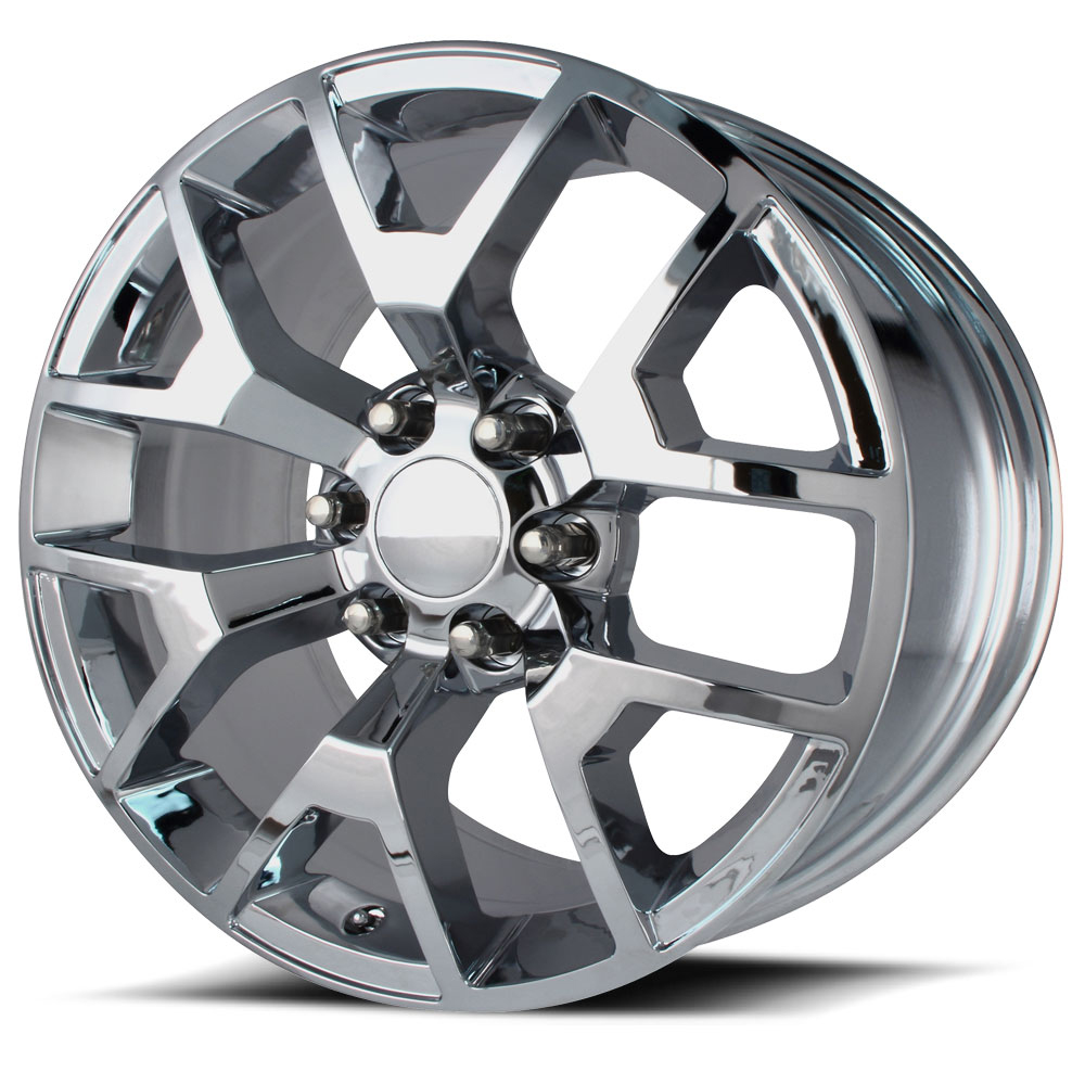 OE Creations Replica Wheels PR150 Chrome Plated