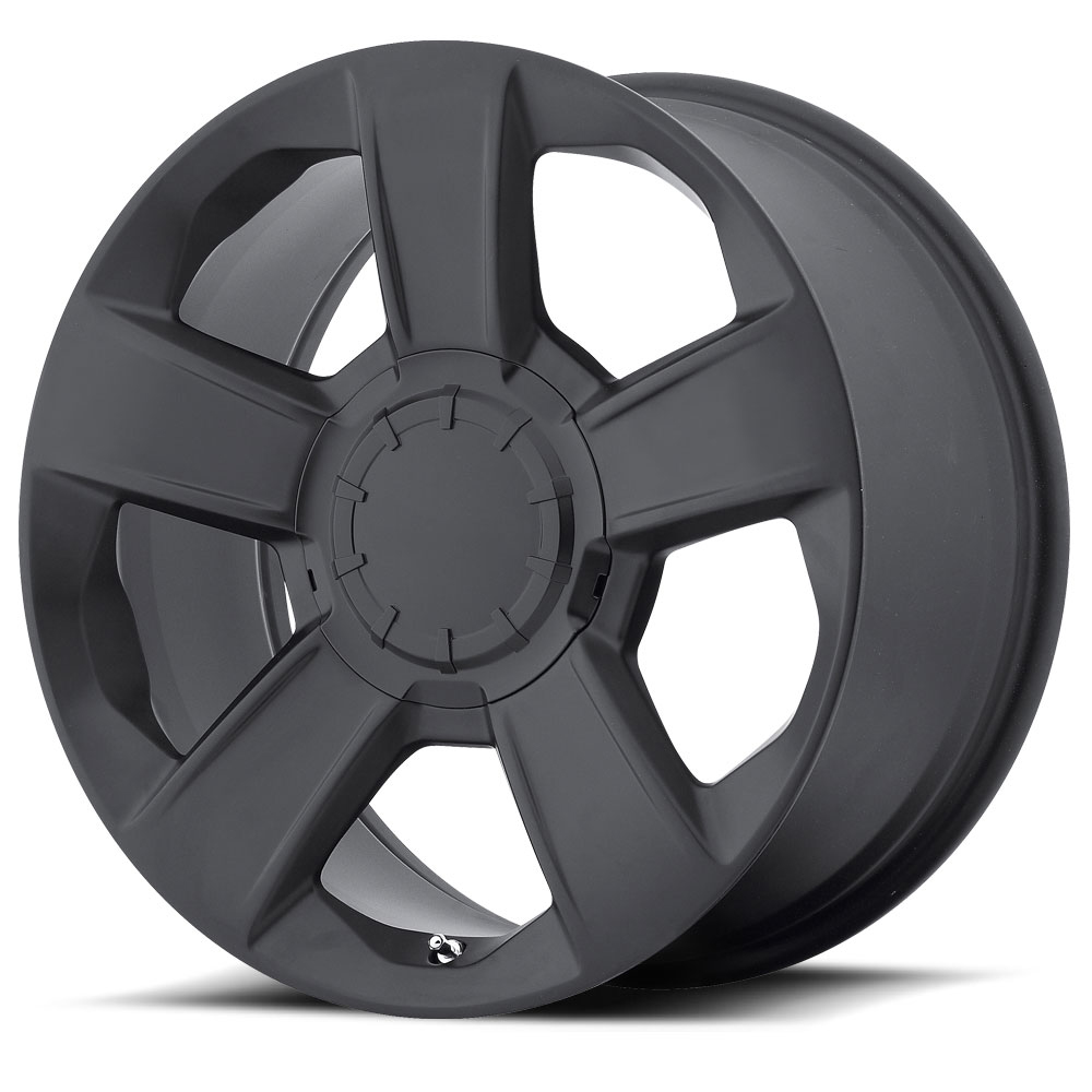 OE Creations Replica Wheels PR152 Satin Black