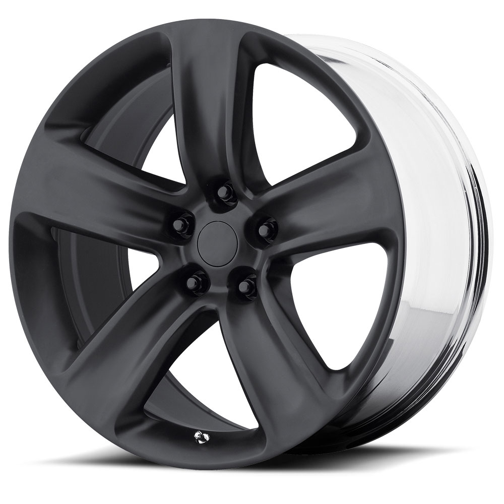 OE Creations Replica Wheels PR154 Satin Black
