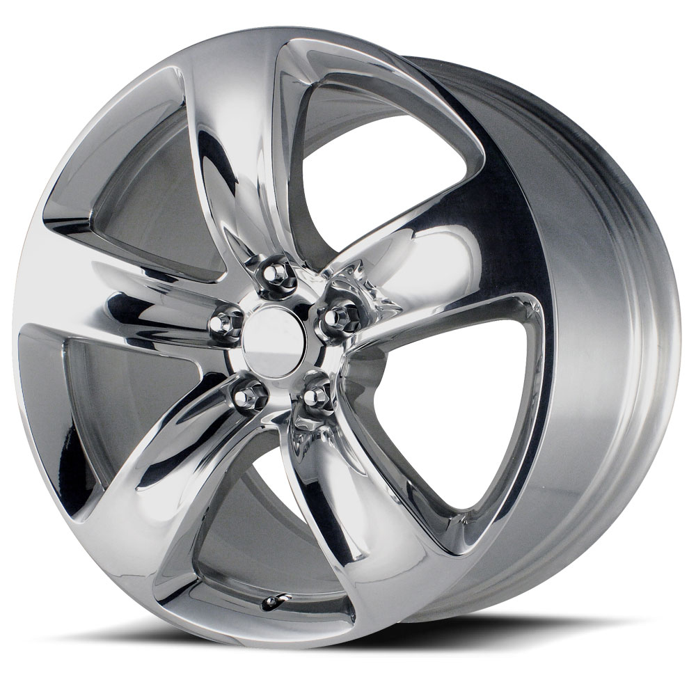 OE Creations Replica Wheels PR154 Polished with Clearcoat