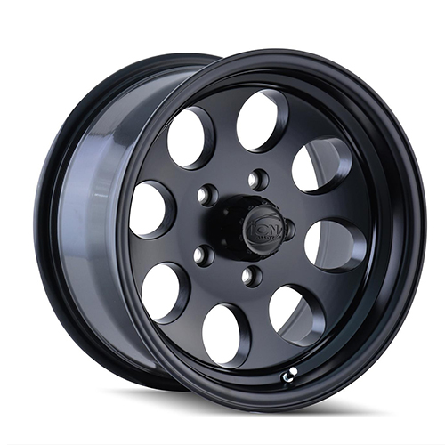 ION Wheels 171 Matte Black