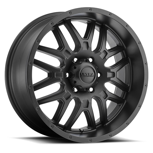 Ultra Wheels 203 Hunter Satin Black