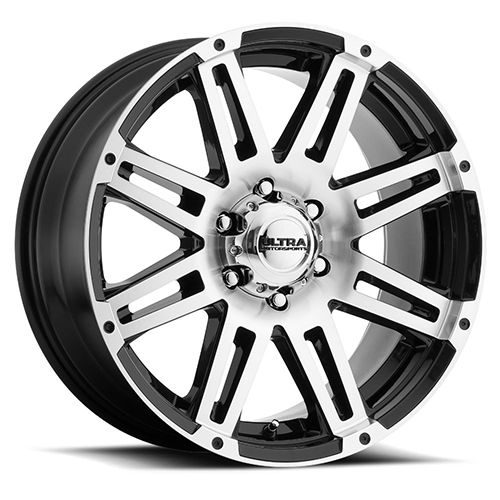 Ultra Wheels 226 Machine Gloss Black Machined