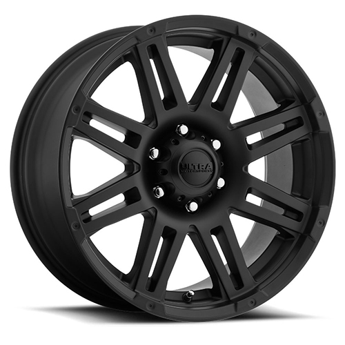 Ultra Wheels 226 Machine Satin Black