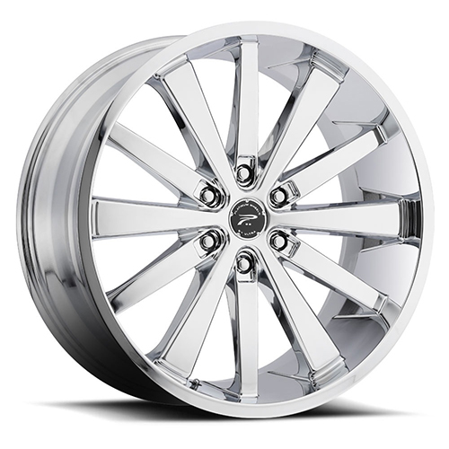 Platinum Wheels 270 Pivot Chrome Plated
