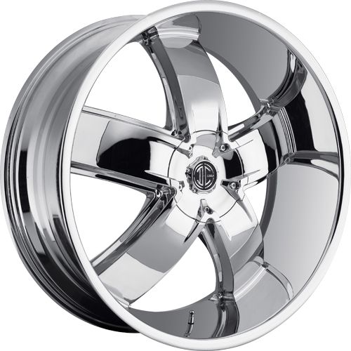 2 Crave Wheels No.18 Chrome