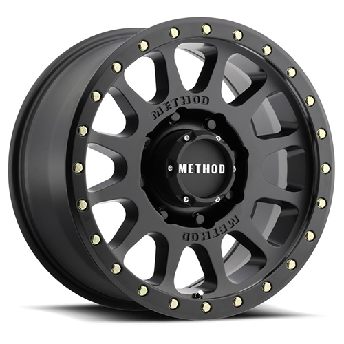 Method Race Wheels NV HD Matte Black