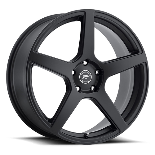 Platinum Wheels 432 Elite Satin Black