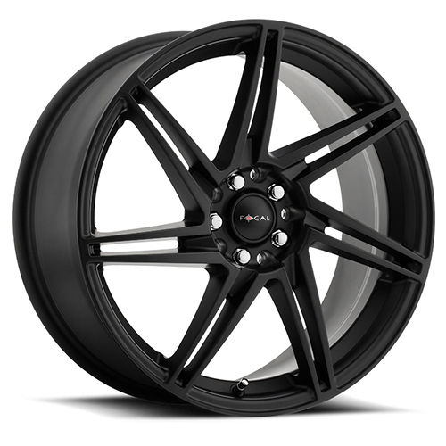 Focal Wheels 449 F-14 Satin Black
