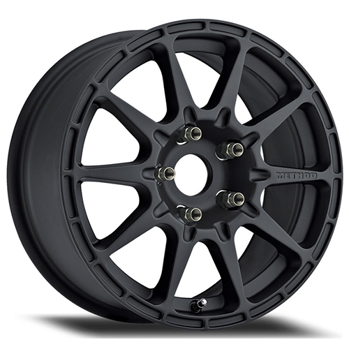 Method Race Wheels MR501 VT-SPEC Matte Black