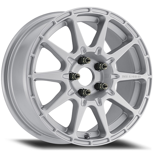 Method Race Wheels MR501 VT-SPEC Silver