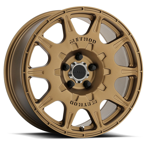 Method Race Wheels MR 502 Rally Bronze