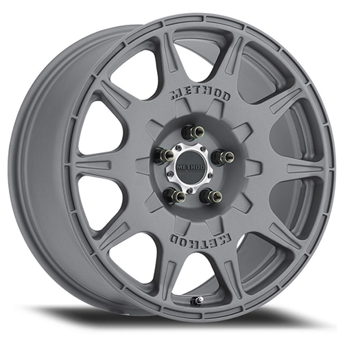 Method Race Wheels MR 502 Rally Titanium